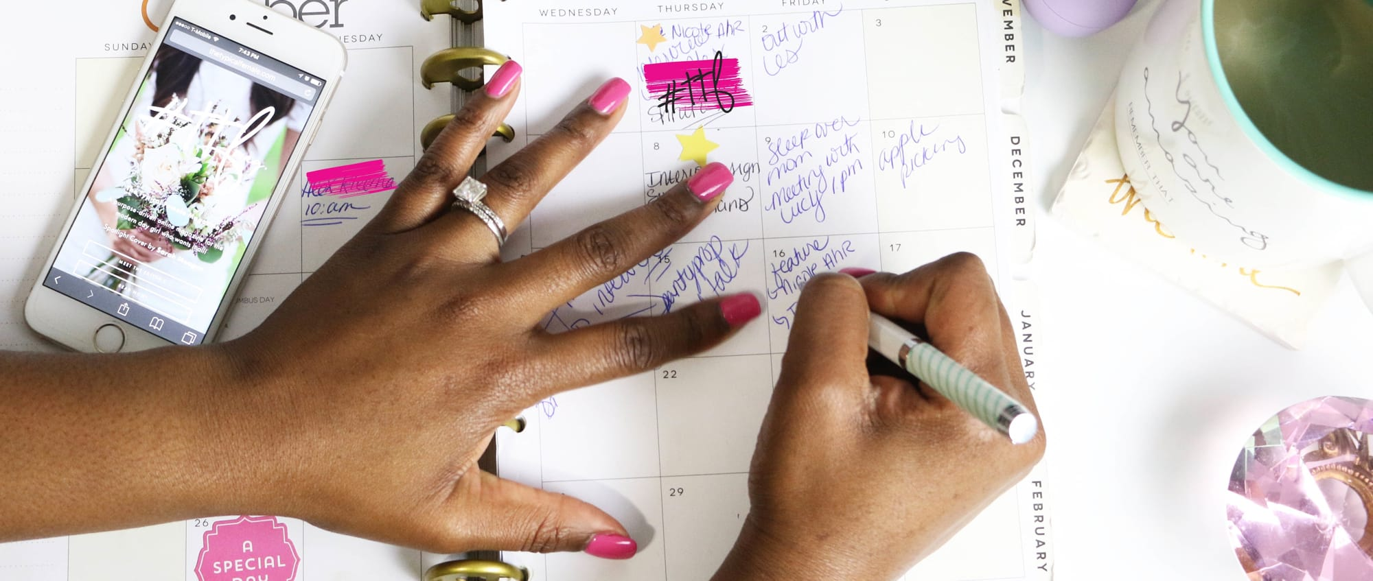 How to Tame Your Daily Schedule by Creating a Model Calendar