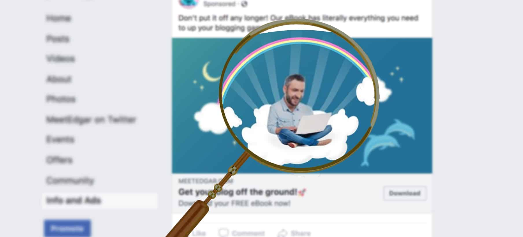 How to View (and Learn From) Other Brands' Ads on Facebook and Twitter