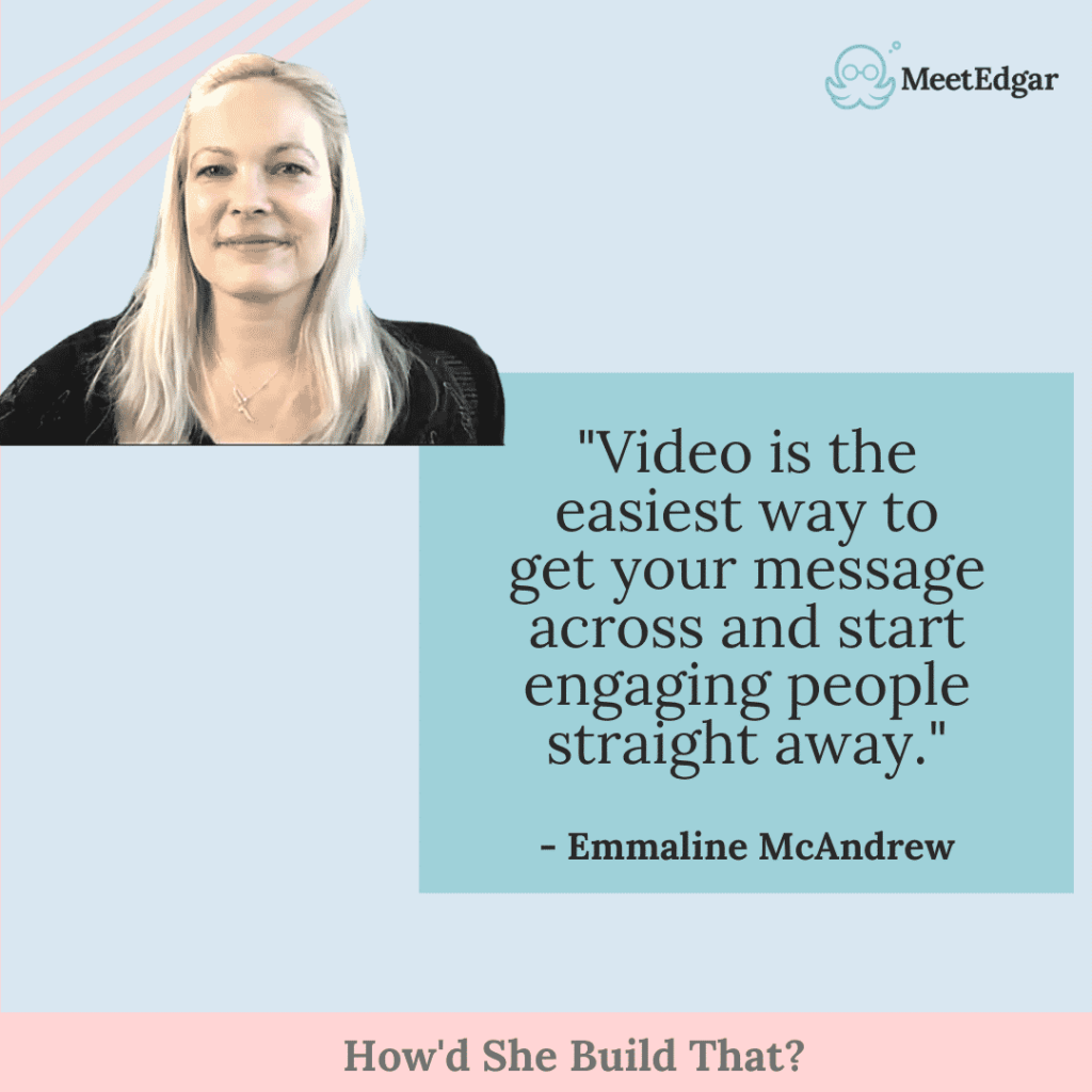Create Captivating Content For Your Clients with Emmaline McAndrew