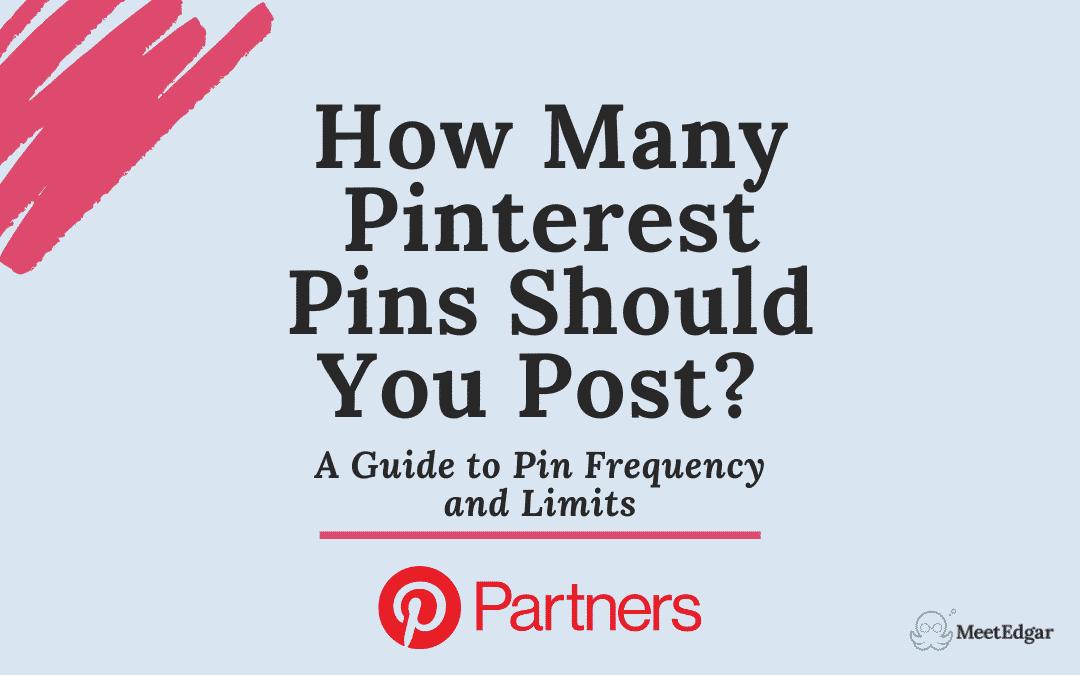 pinterest pins post per day